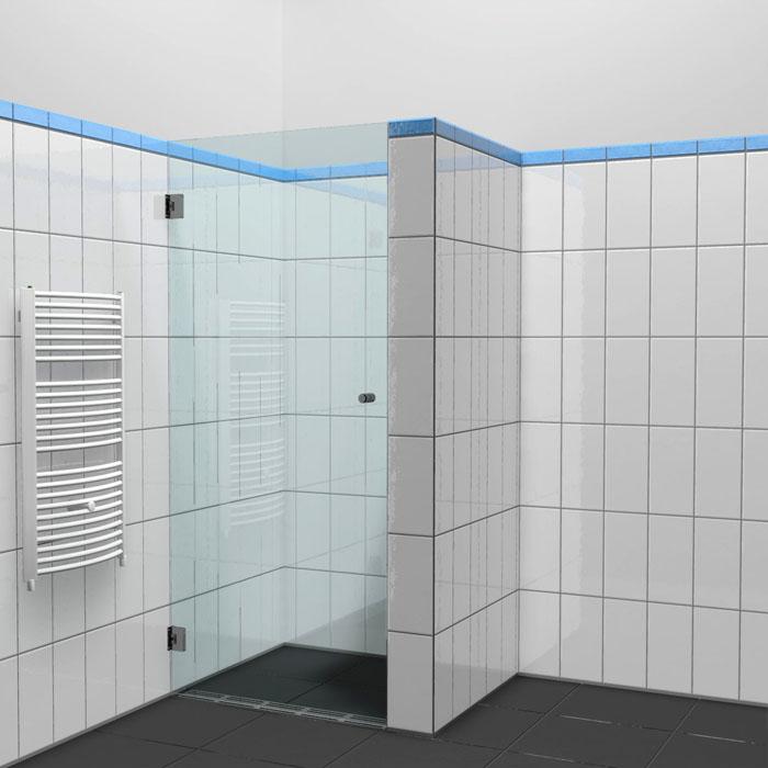 Voor douchedeuren