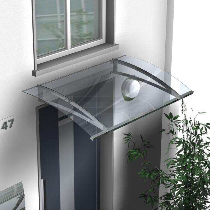 Plexiglas deurluifel