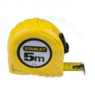 Stanley rolmaat van 5 meter
