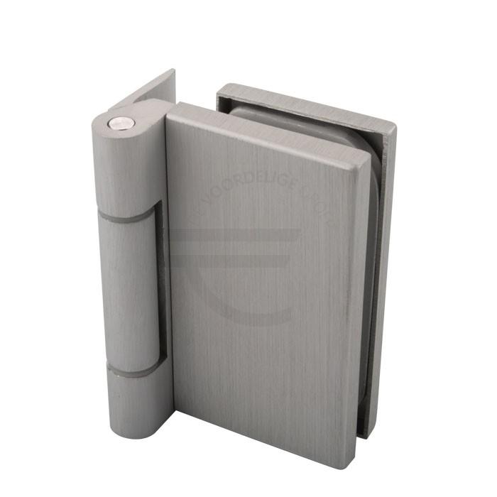 Binnendeur scharnier aluminium