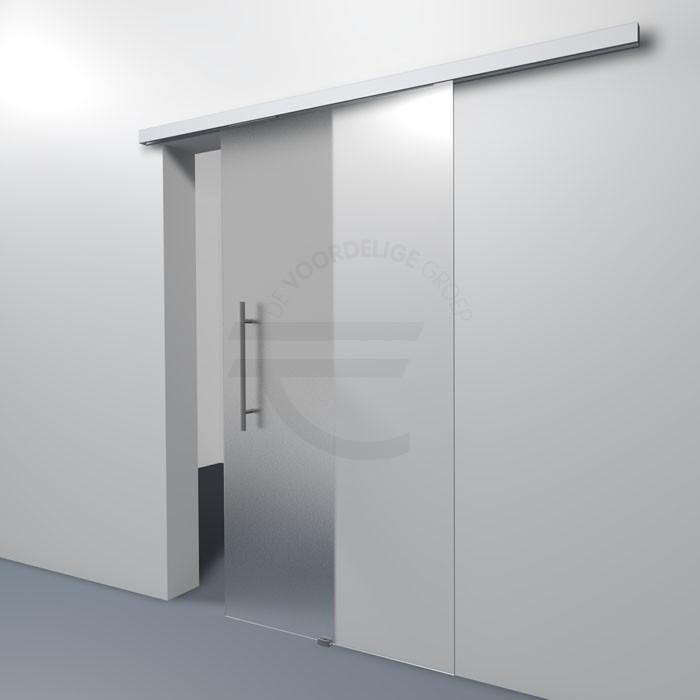Schuifdeur-gesloten-rails-matglas