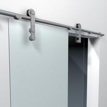 Schuifdeur-systeem-open-rails-helder-glas-dichtbij