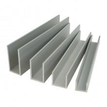 Aluminium U-profielen