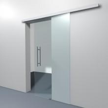 Schuifdeur-gesloten-rails-helder-glas