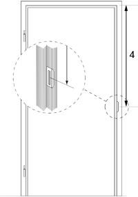 Opmeten-slot-opdek-deur