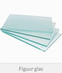 Enkel-Figuur-glas