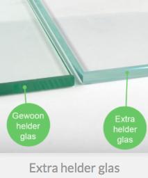 Extra-helder-enkel-glas